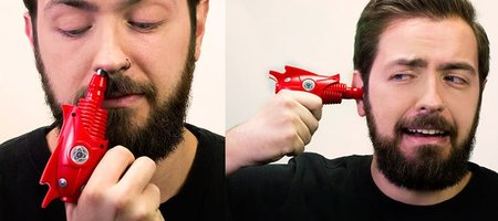 Ray Gun Nose Hair Trimmer