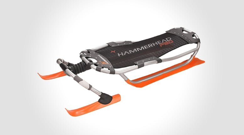 The Titanium Hammer Head Sled