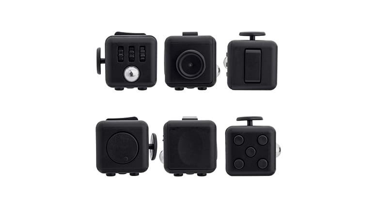 Fidget Cube That Relieves Stress and Anxiety