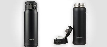 Stainless Steel Mug with Pictograph Lock