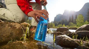 LifeStraw Go: Instantly Drinkable Water From Nearly Any Source