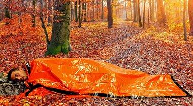 TACT Bivvy: Survival Sleeping Bag