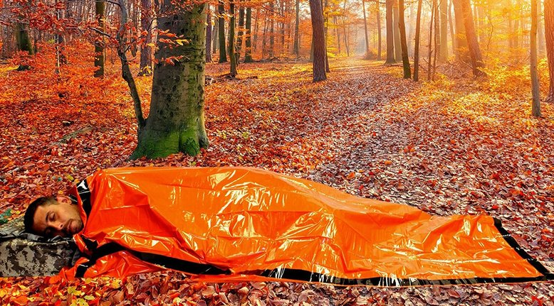 TACT Bivvy: Survival Sleeping Bag