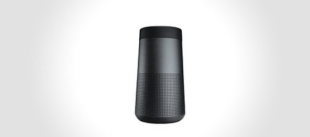 360-Degree Sound with Bose SoundLink Revolve