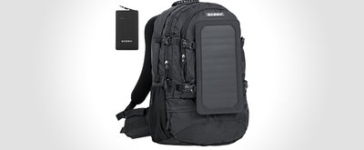 Solar Panel Hiking Bag