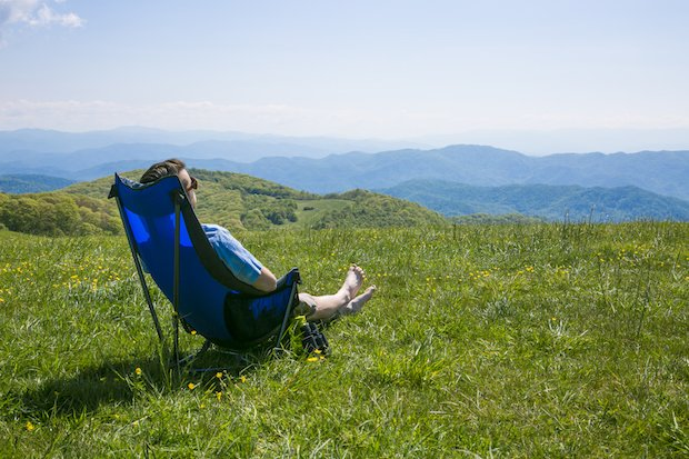 ENO Lounger DL: When a Hammock and Camp Chair Have a Baby - ENO Lounger DL: When A Hammock And Camp Chair Have A Baby