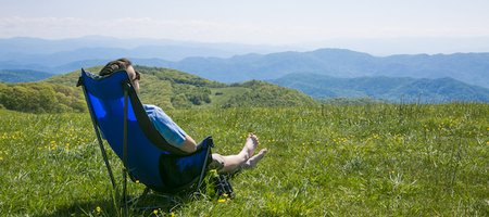 ENO Lounger DL: When a Hammock and Camp Chair Have a Baby