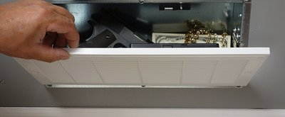 Vent Safe with RFID	Lock