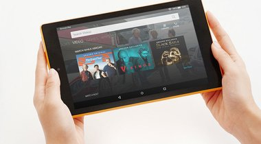 New Amazon Fire Tablet For 50 Bucks