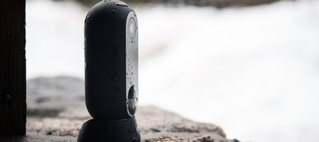 Wire-Free Weatherproof HD Security Camera