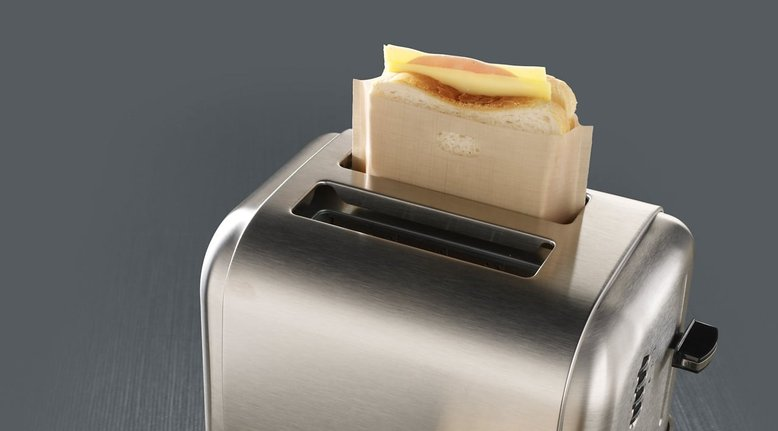 Toastabag: Make Grilled Cheese In Your Toaster