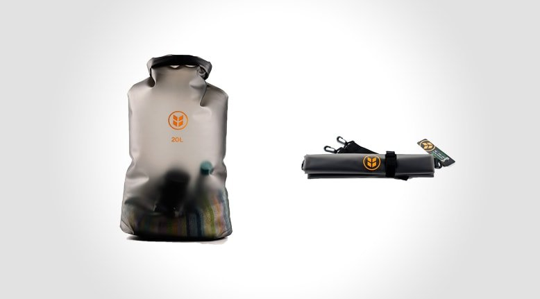 Barlii DrySak - Fully Submersible Dry Bag