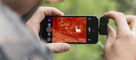 Thermal Imaging Camera For Your Smartphone