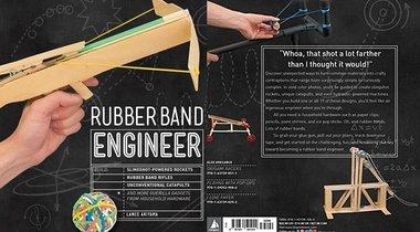 Rubber Band Engineer: DIY Blueprints For Slingshot-Powered Rockets