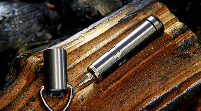 Telescopic Pen For Your Keychain