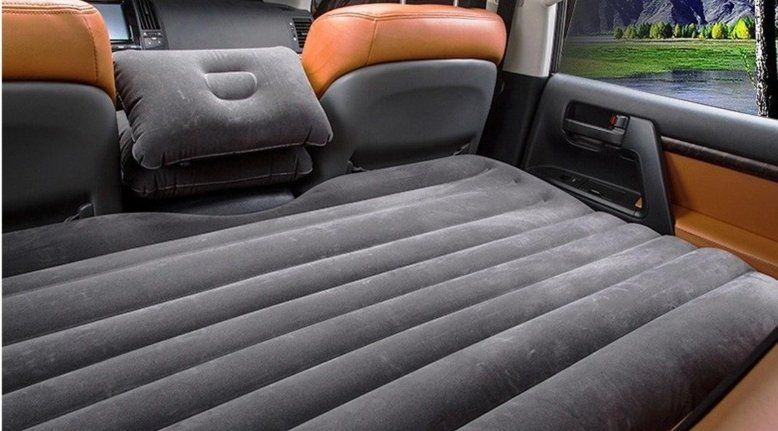 Inflatable Backseat Air Mattress