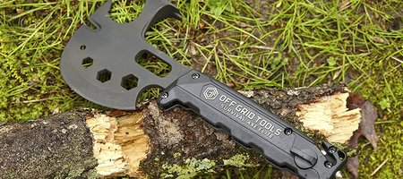 30-in-1 Survival Axe