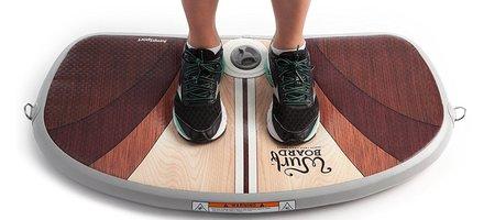 Wurf Board: Inflatible Anti-Fatigue Mat