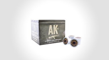 Black Rifle Coffee AK-47 Coffee Rounds