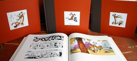 The Complete Calvin and Hobbes Set