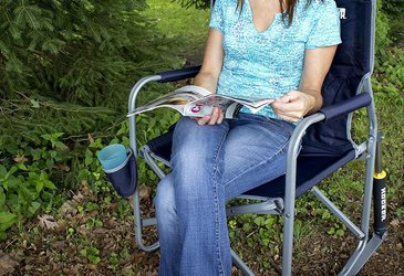 Folding Camp Rocking Chair