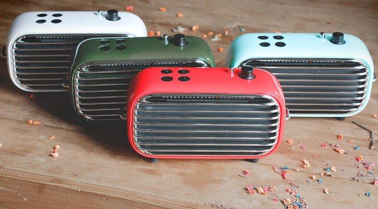 Retro Wireless Speaker