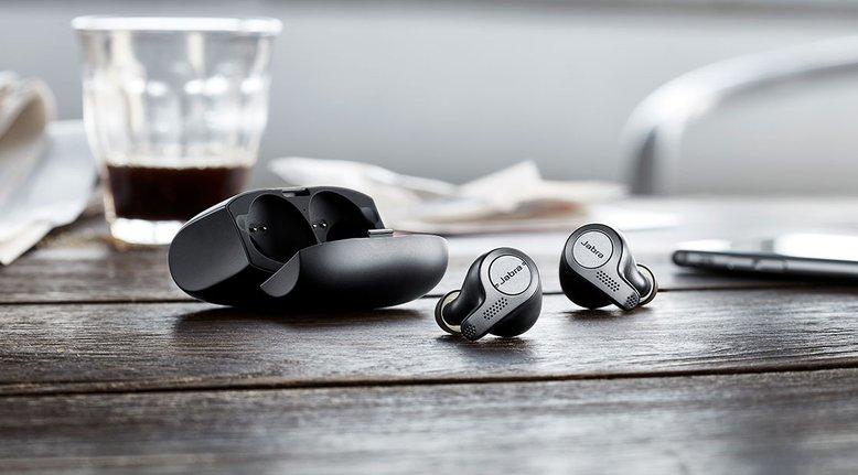 Jabra Elite Wireless Earbuds