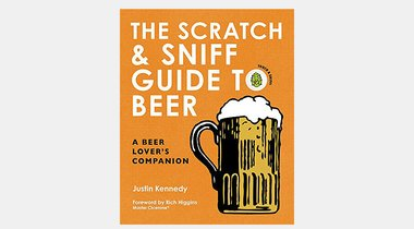 Scratch-n-Sniff Beer Guide