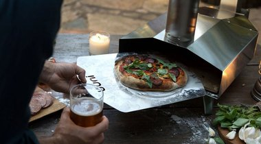 Portable Wood Fired Pizza Oven Perfection