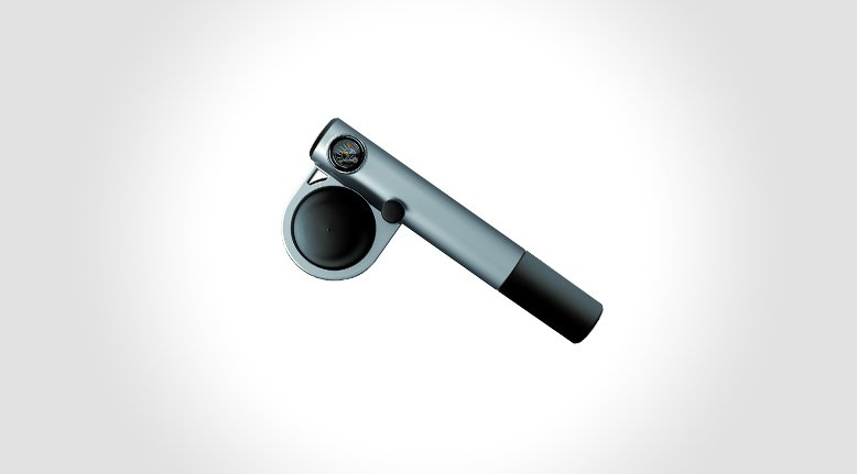 Handpresso: Espresso Machine In Your Pocket