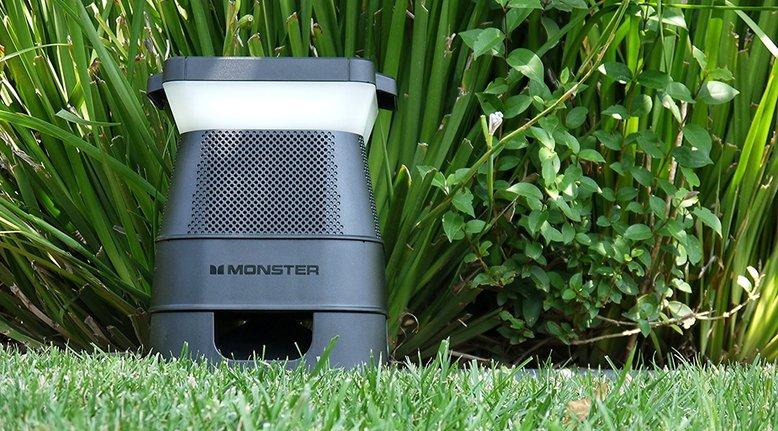 Wireless Outdoor Solar-Charging Bluetooth Speaker