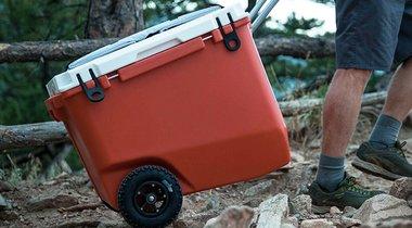 Bear-Proof All-Terrain Cooler
