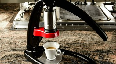 Pull Your Own Shots With a Manual Espresso Maker