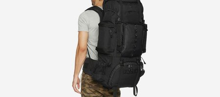 Inexpensive Hiking Backpack with Rainfly