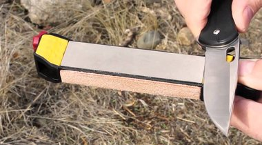 Guided Field Sharpener