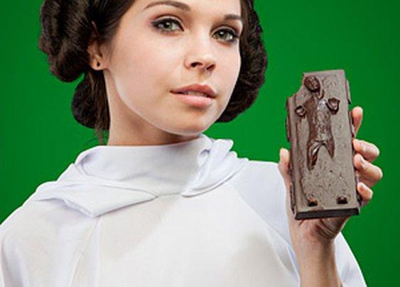 Han Solo Chocolate Bar