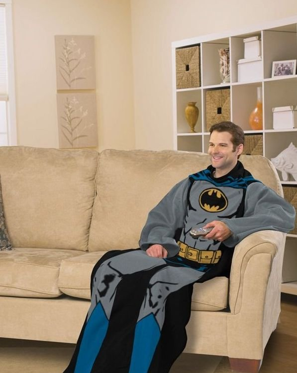 Batman Throw Blanket