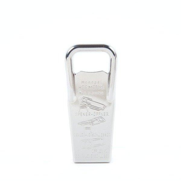 The bottle opener that reseals bottles