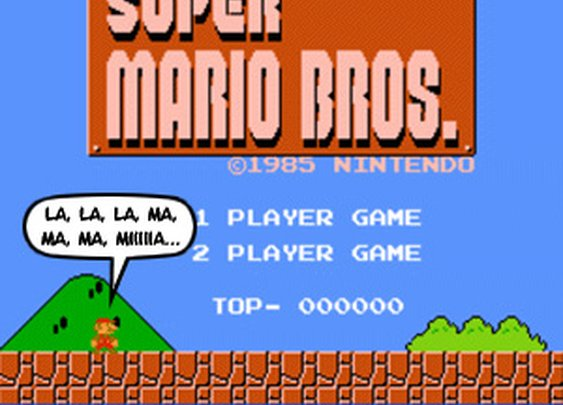 Mario Bros - An 8-bit Opera