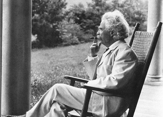 Happy Birthday Mark Twain