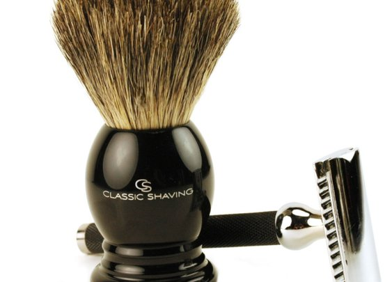 Old School shaving set