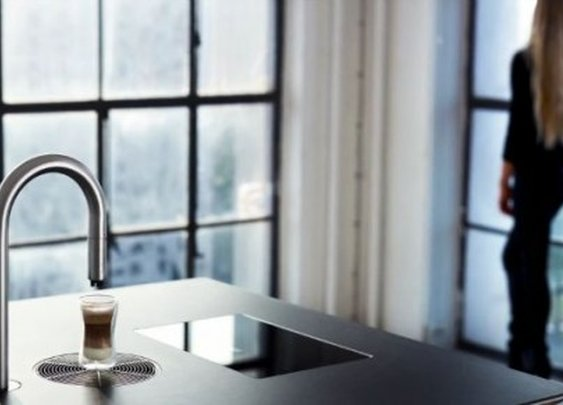 Coffee from tap water
