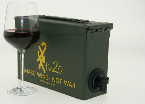 Make Wine - Not War