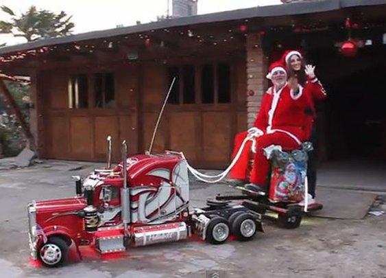 Santa's Big Rig