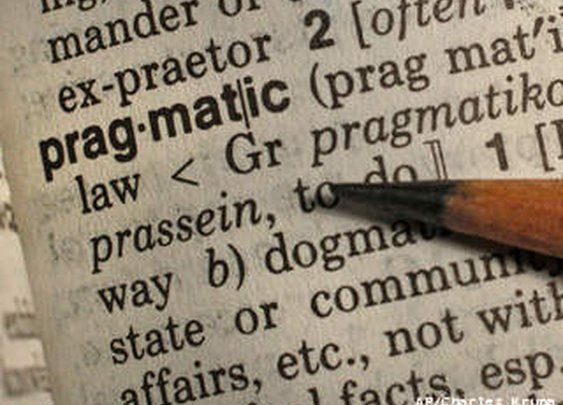 Merriam-Webster Chooses 'Pragmatic' as Word of the Year
