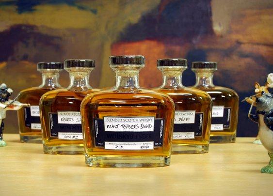 Whisky Blender