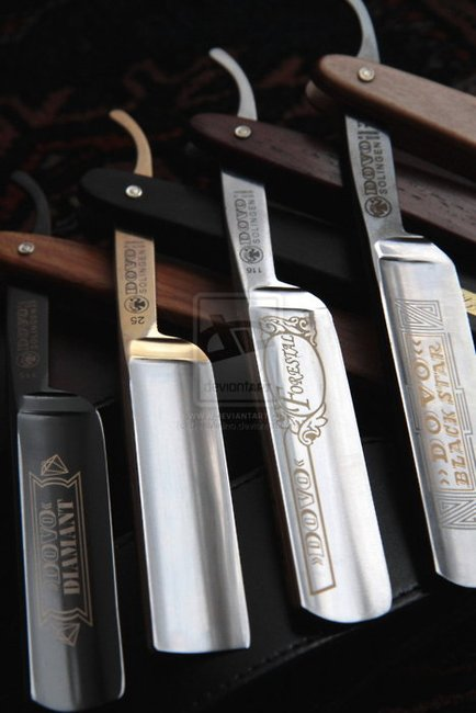 Awesome set of single blade shavers