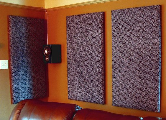 How to make your own sound studio panels on the cheap