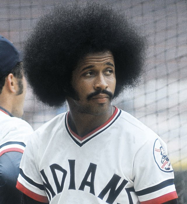 Best hair in the history of sports