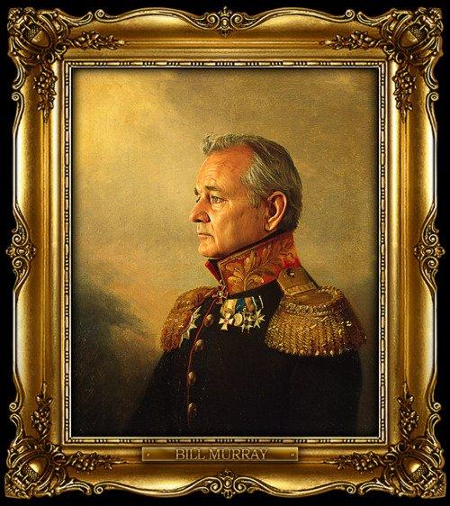 Sir Bill Murray
